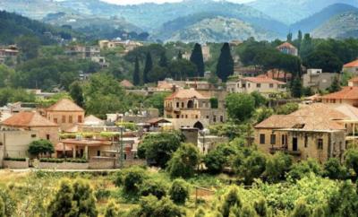 لبنان الأخضر