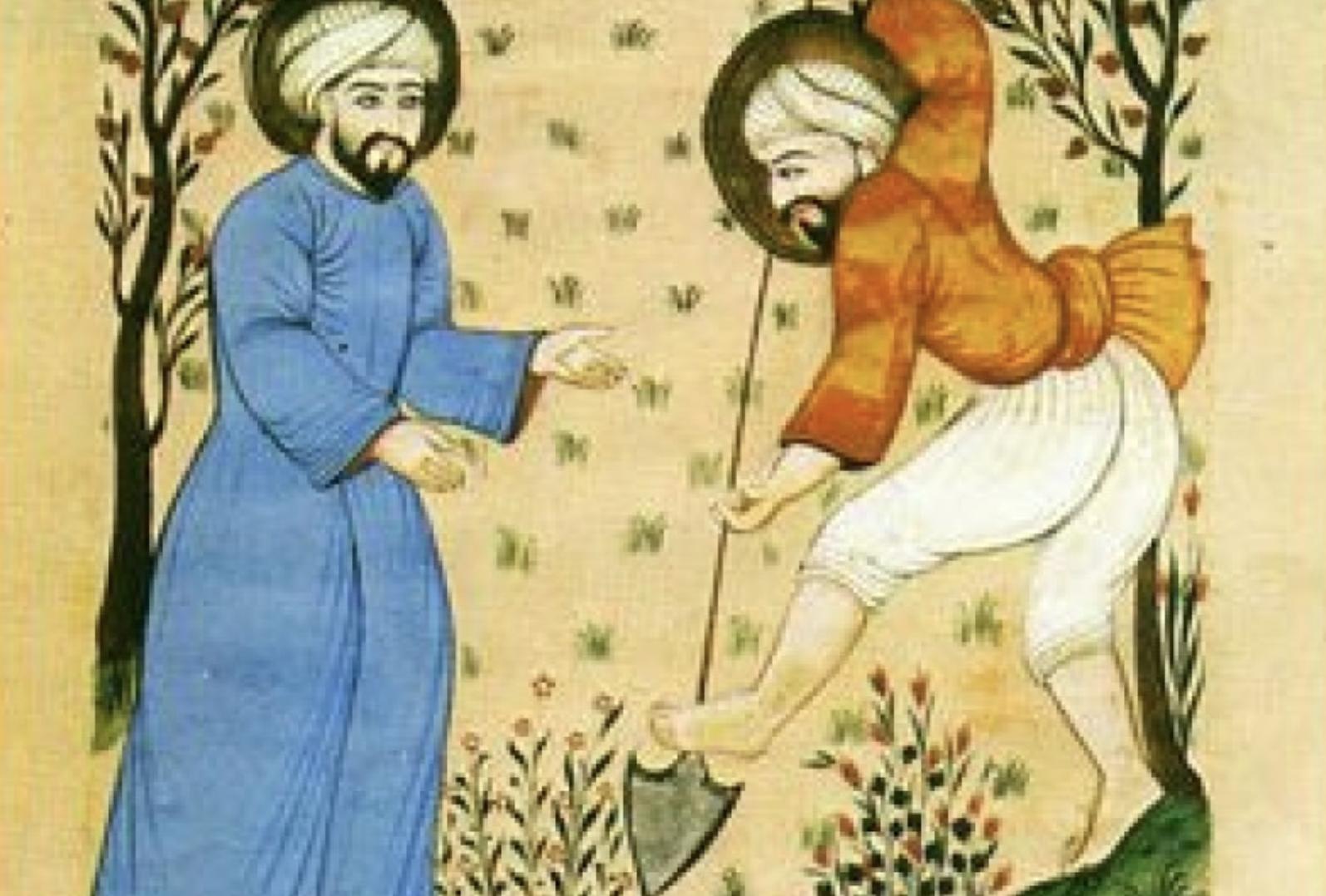 قوثامي، هرطوقيٌ من جدود الإمام علي (1)