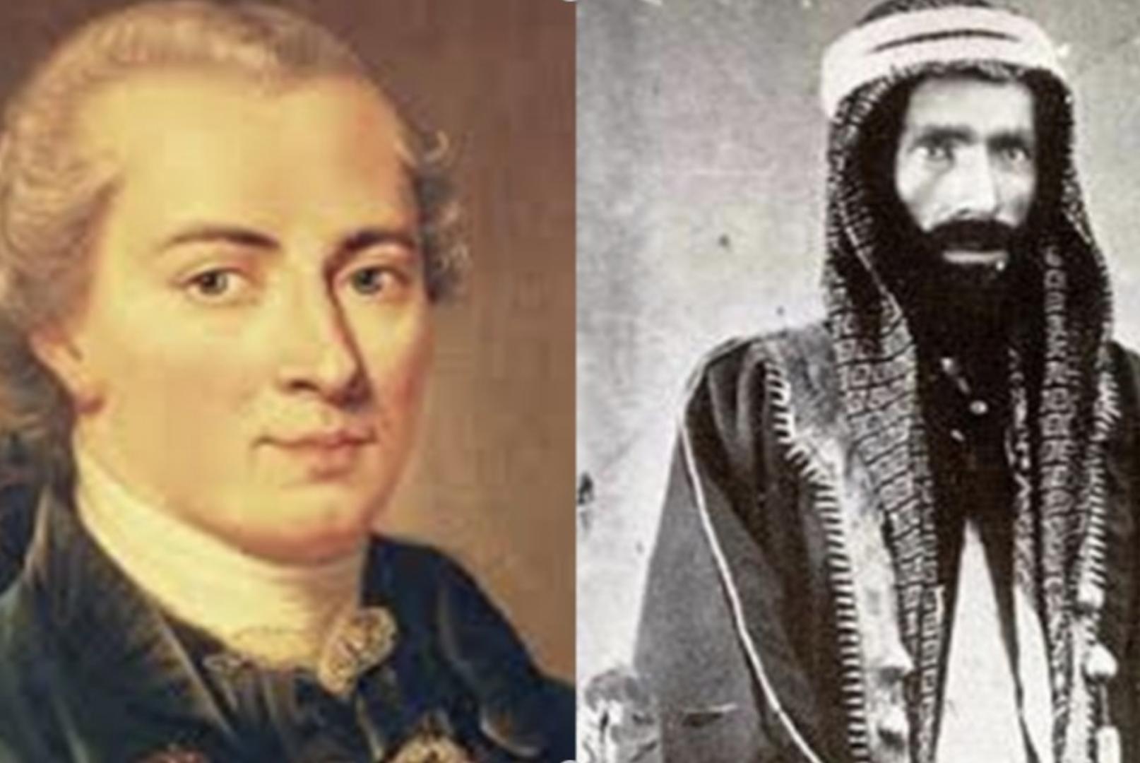 ايمانويل كانط ومحمد بن عبد الوهاب (1)