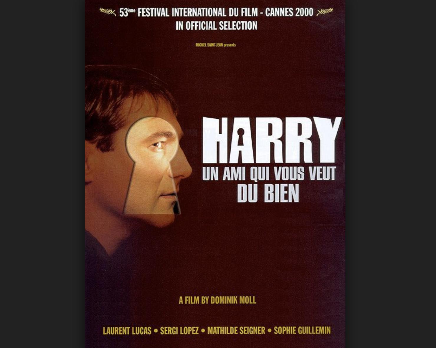 هاري: الملاك القاتل