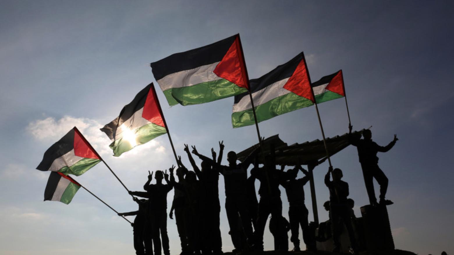 رسالة من المنفى…فلسطين تتحدث