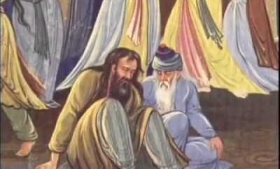 التباس بين الشيخ والمريد