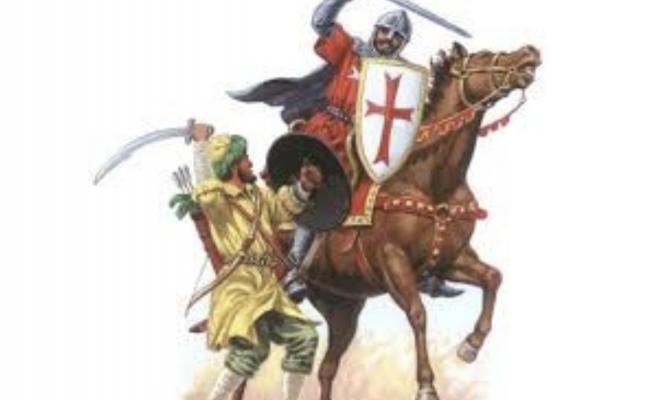 الدين عصب الحروب