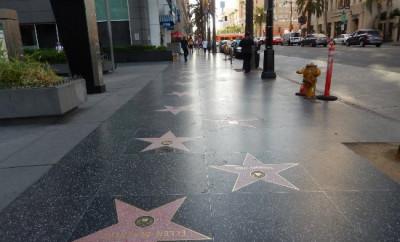 حدث ذات مرة في هوليوود